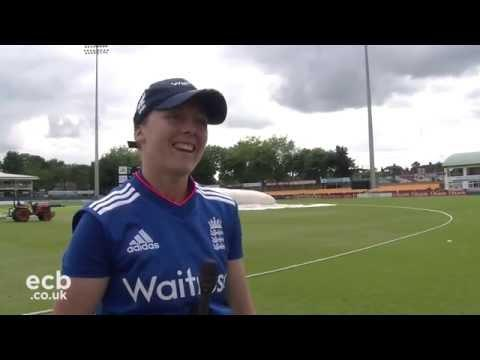 Heather Knight takes 5 wickets and scores 50 in first game as England captain