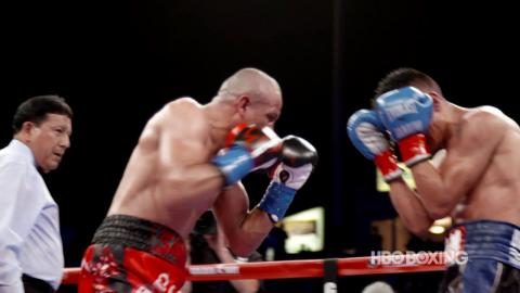 The Fight Game: Vargas-Salido Look Back (HBO Boxing)