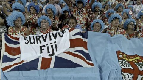 Gareth Baber on managing sevens stars Fiji