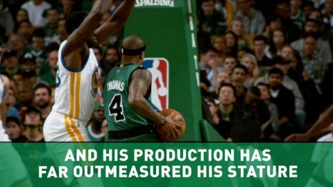 Isaiah Thomas' NBA Journey