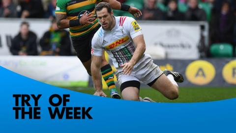 Citizen Try of the Week - Round 18 - Wray, Visser, Neild, Young & Cook