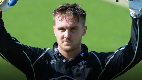 Jason Roy looks ahead to the Royal London Cup Final
