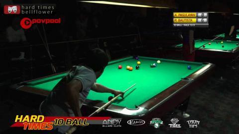 #2 - Ruben BAUTISTA vs Alex PAGULAYUN • 2016 Hard Times 10-Ball