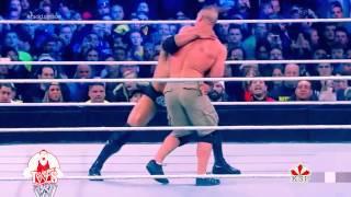 Wrestling's Mount Rushmore